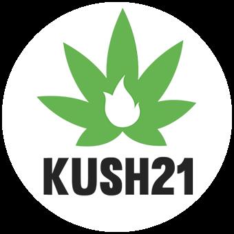 Logo for Kush21 - Vashon Island