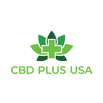 Logo for CBD Plus USA - Ada