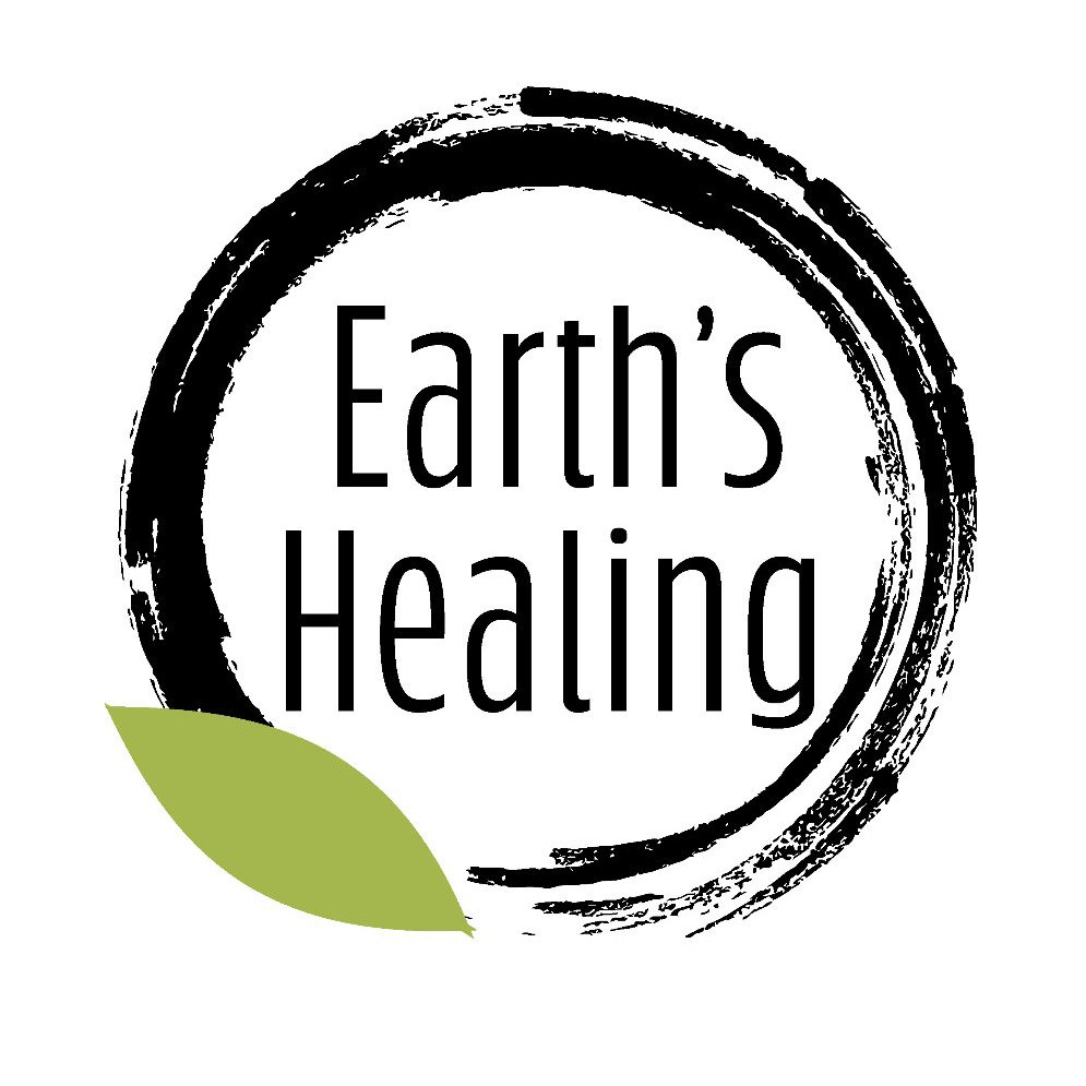 Logo for Earth's Healing South