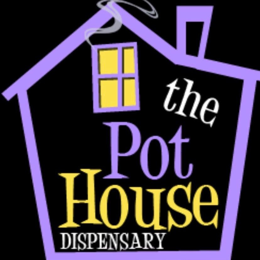 Logo for The Pot House Dispensary
