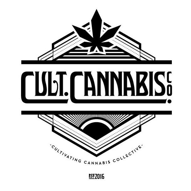 Logo for Cult Cannabis Co.