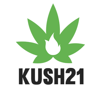 Logo for Kush21 - Pullman