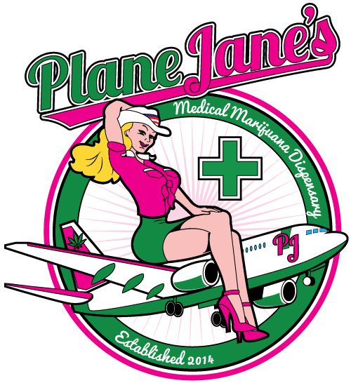 Logo for Plane Jane's