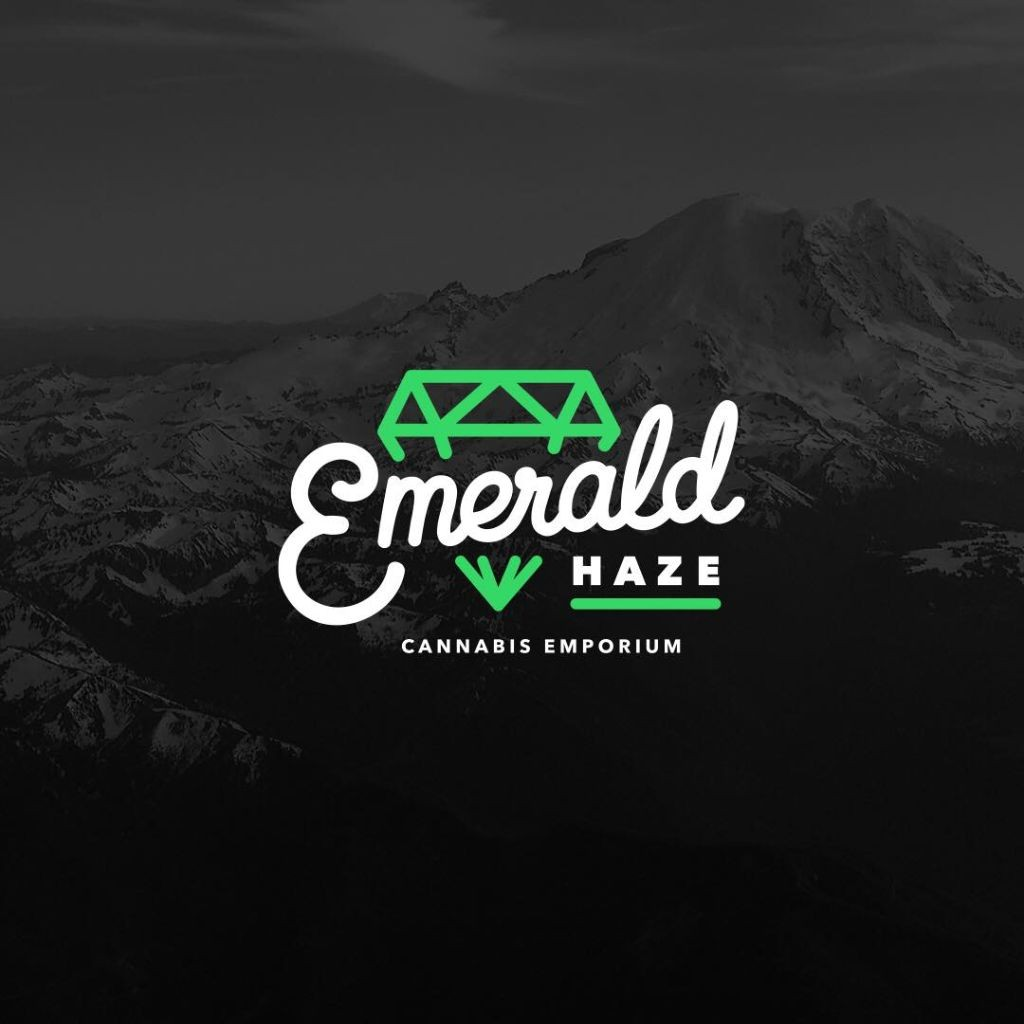 Logo for Emerald Haze Cannabis Emporium - Renton