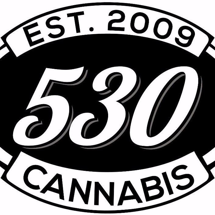 Logo for 530 Cannabis
