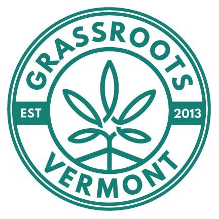 Logo for Grassroots Vermont