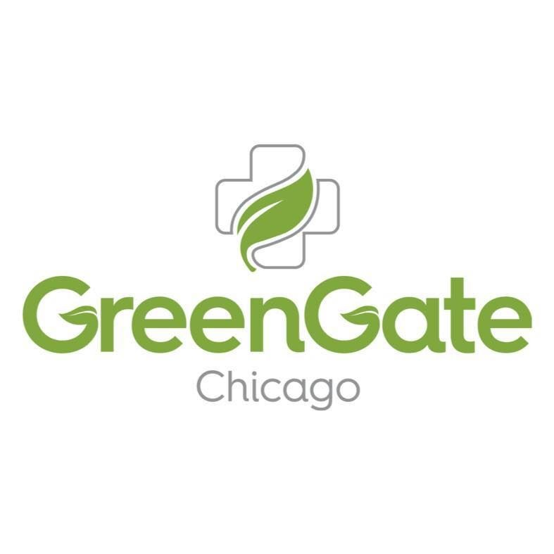 Logo for GreenGate - Chicago