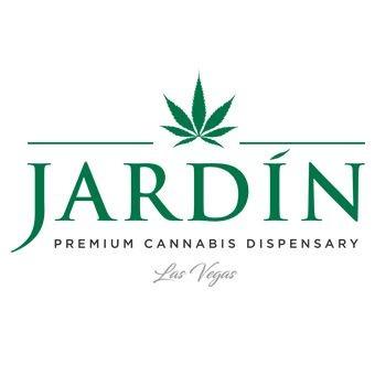Logo for Jardin Premium Cannabis Dispensary