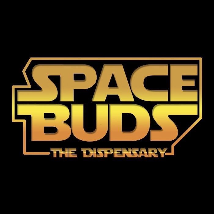 Logo for Spacebuds The Dispensary