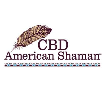 Logo for CBD American Shaman of Hurricane