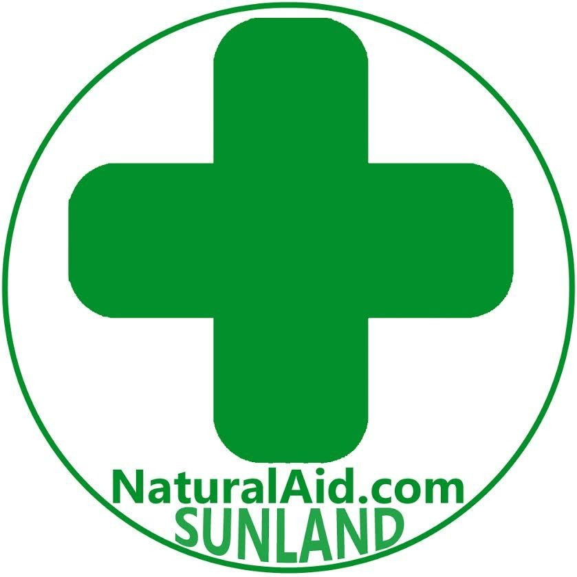 Logo for Natural Aid Cannabis Boutique - Sunland