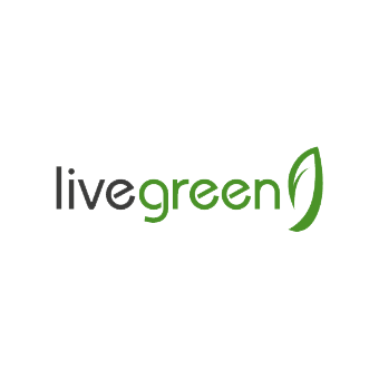Logo for LiveGreen - Edgewater