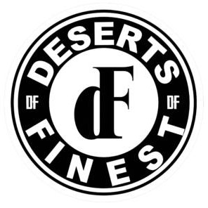 Logo for Deserts Finest