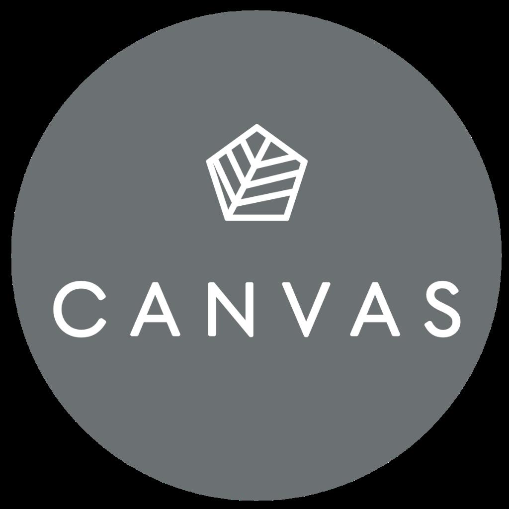 Logo for Canvas Cannabis - Danforth