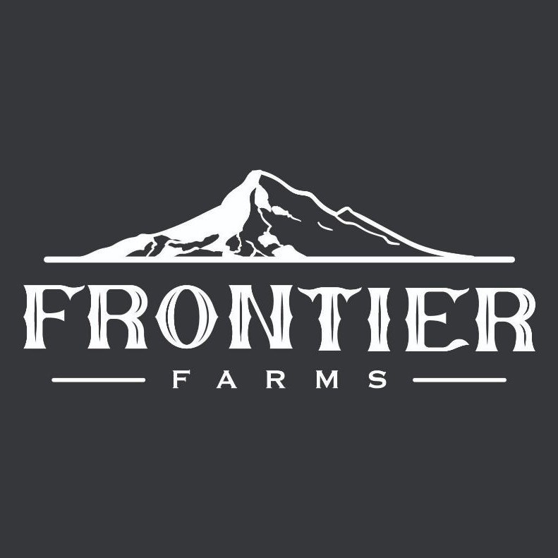 Logo for Frontier Farms Cannabis