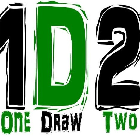 Logo for One Draw Two