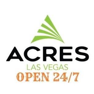 Logo for Acres Cannabis