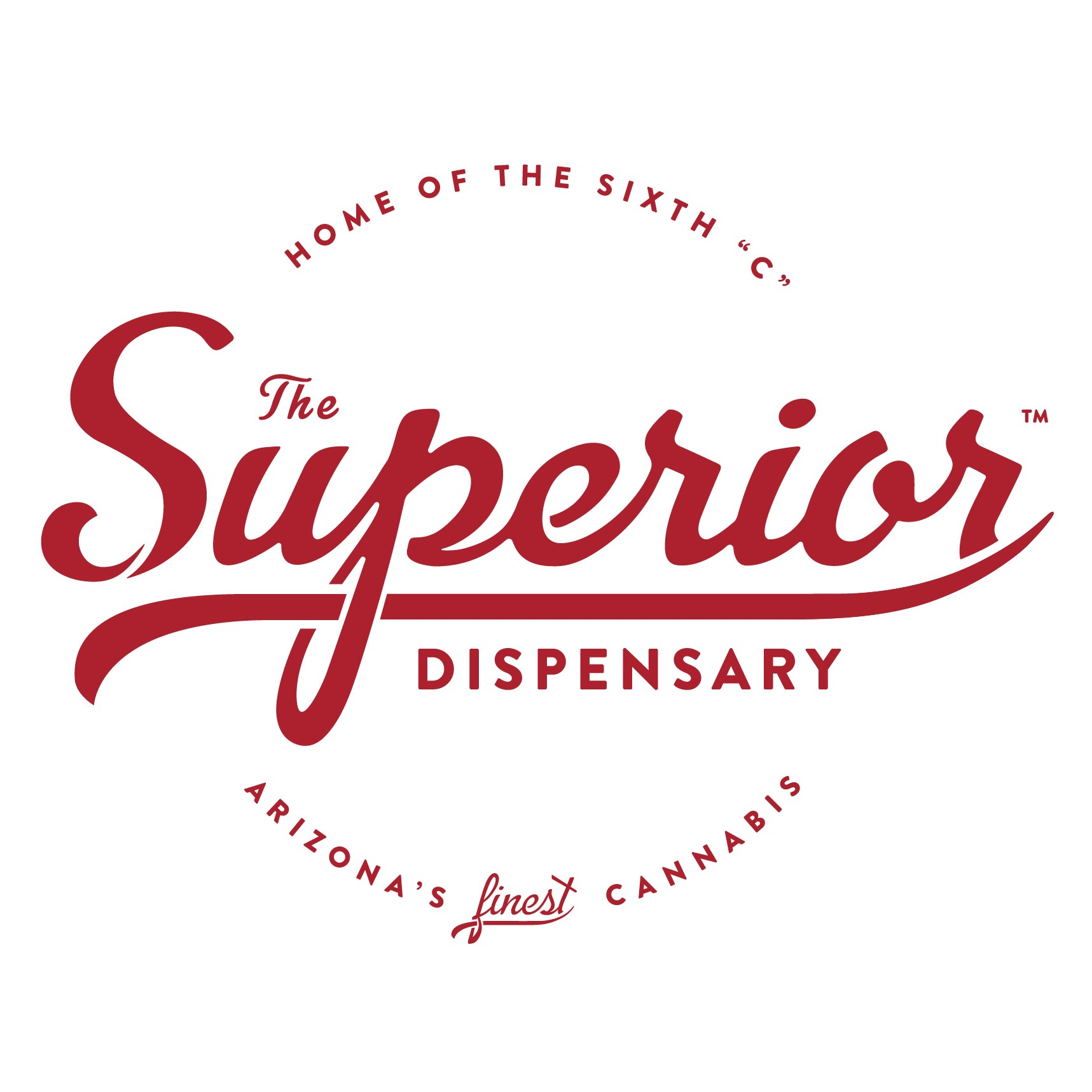Logo for The Superior Dispensary