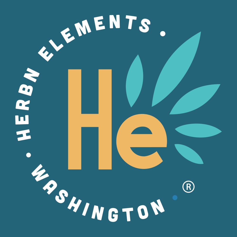 Logo for Herbn Elements – Lake City, Seattle
