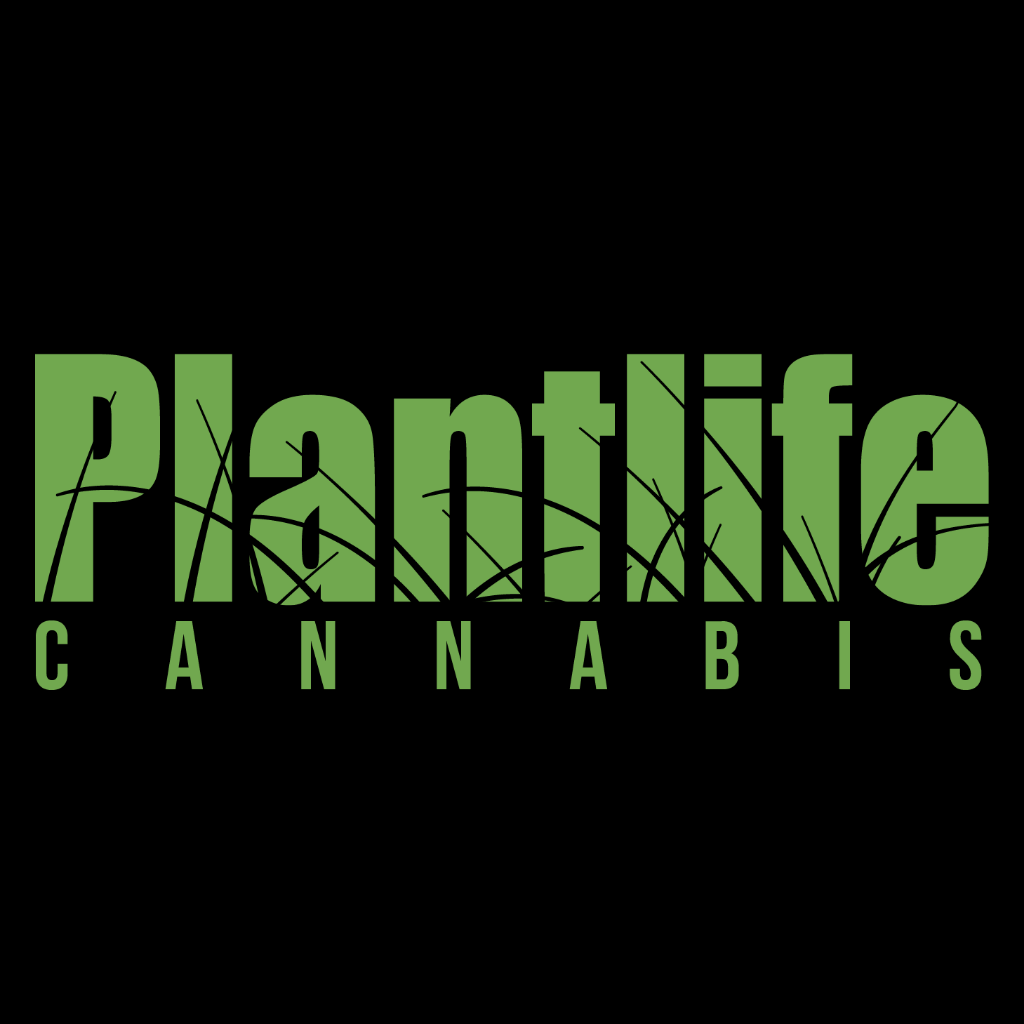 Logo for Plantlife Cannabis - Okotoks
