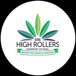 Logo for High Rollers