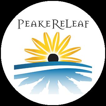 Logo for Peake ReLeaf - Maryland
