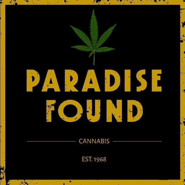 Logo for Paradise Found - Milwaukie