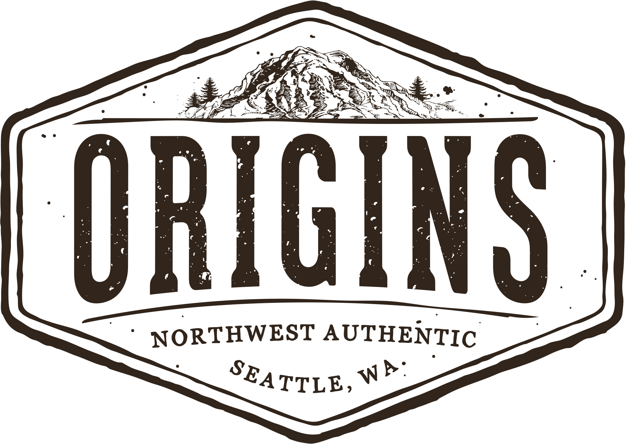 Logo for Origins - West Seattle