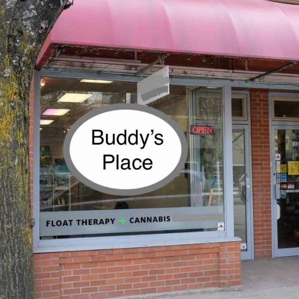 Logo for Buddy's Place