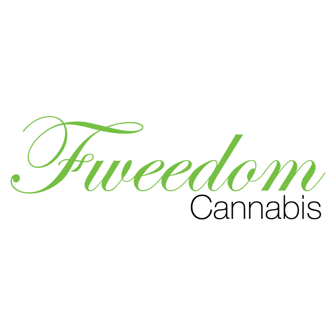Logo for Fweedom Cannabis in Seattle