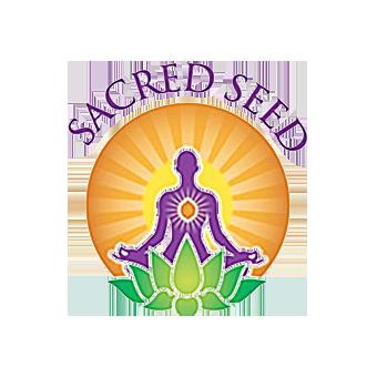 Logo for Sacred Seed - Recreational 21+