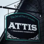 Logo for Attis Trading - Lincoln City