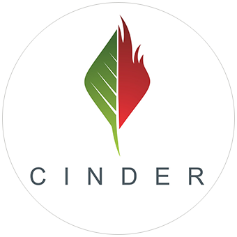 Logo for Cinder - Downtown Spokane