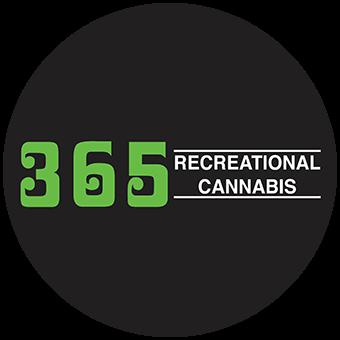 Logo for 365 Recreational Cannabis - Dayton