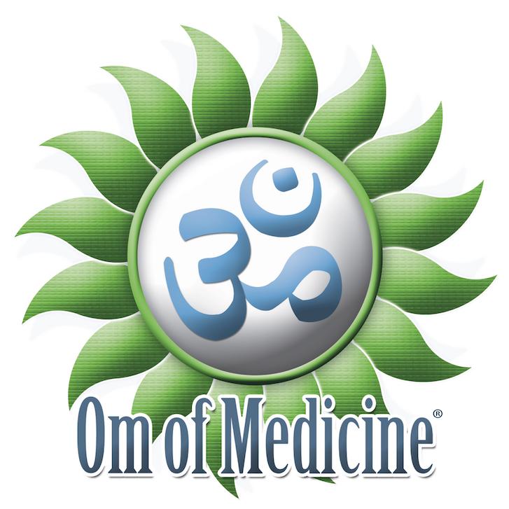 Logo for Om of Medicine – Recreational and Medical