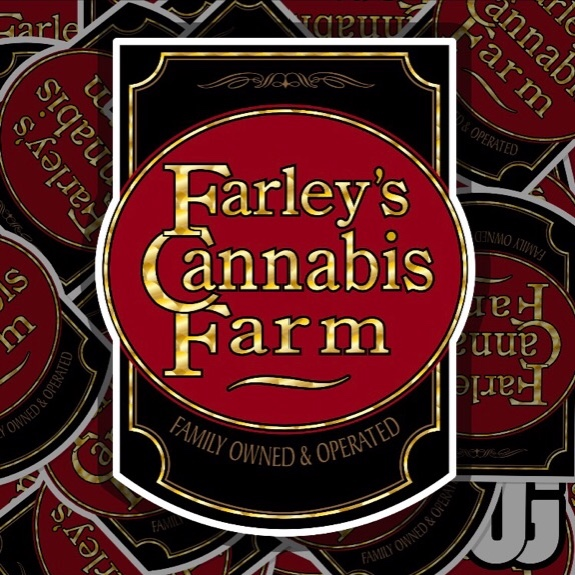 Logo for Farley's Cannabis Farm