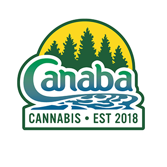 Logo for Canaba Cannabis