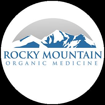 Logo for Rocky Mountain Organic Medicine