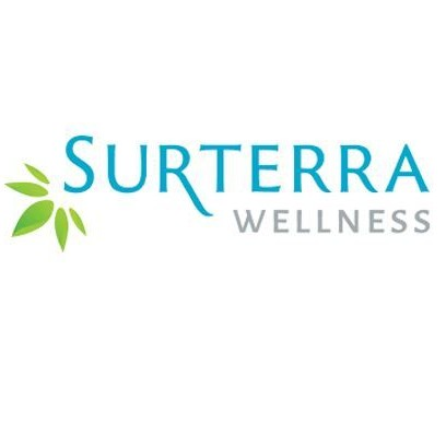 Logo for Surterra Wellness - Deltona