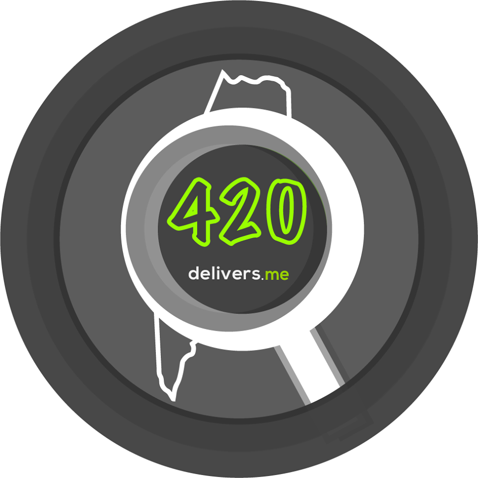Logo for 420delivers.me