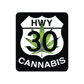 Logo for HWY 30 Cannabis