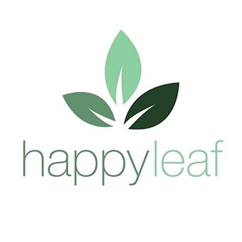 Logo for Happy Leaf