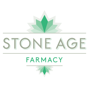 Logo for Stone Age Farmacy - Beaverton