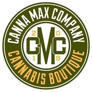 Logo for CannaMax