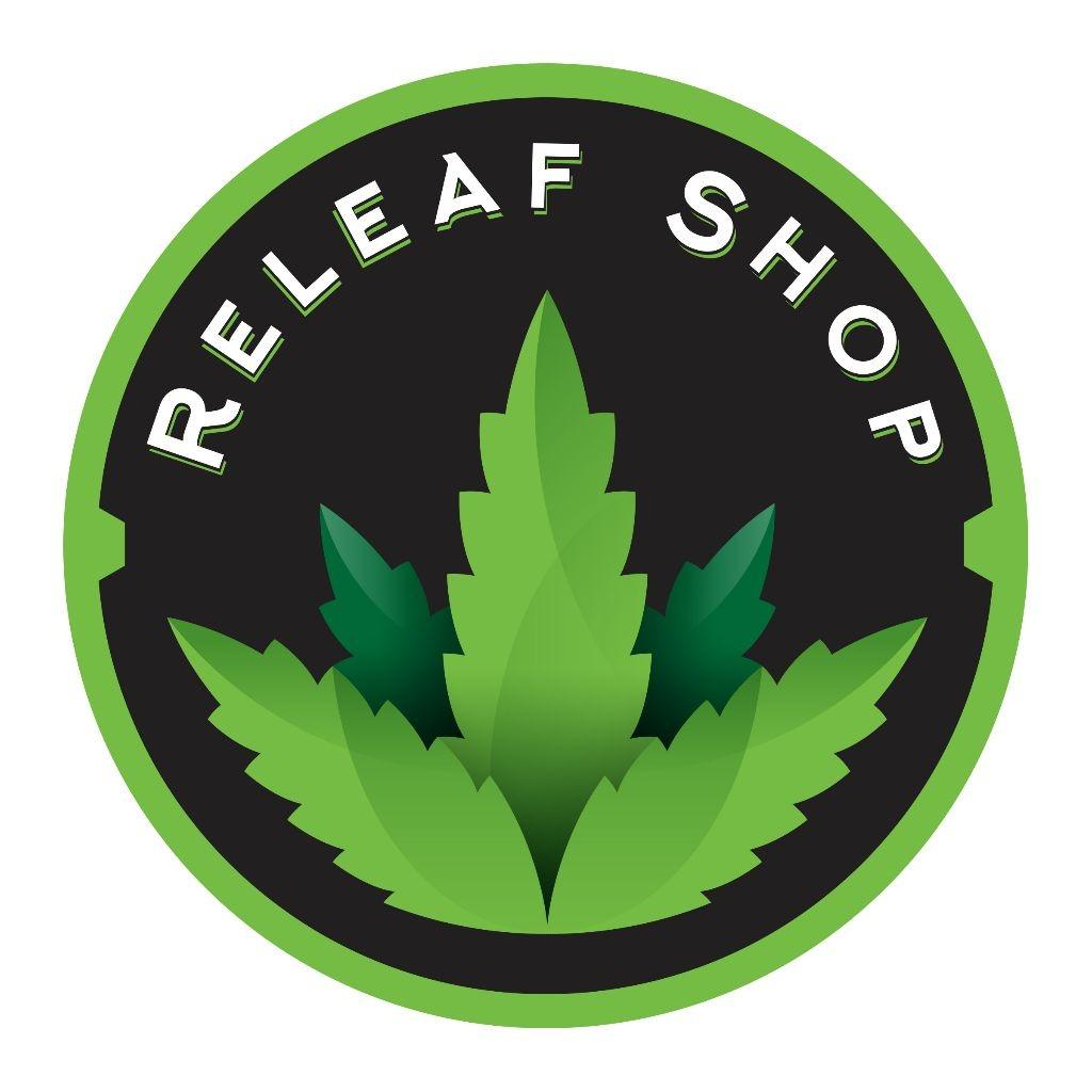 Logo for ReLeaf Shop
