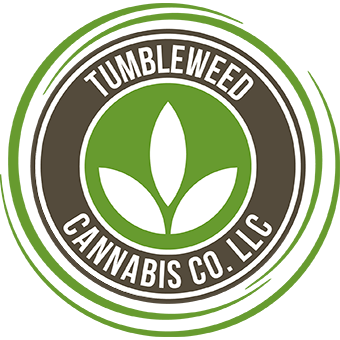 Logo for Tumbleweed Cannabis Co