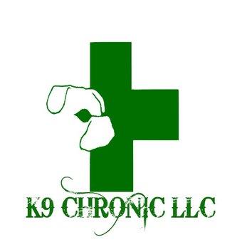 Logo for K9 Chronic