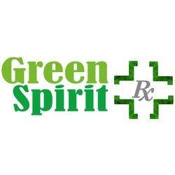 Logo for Green Spirit Rx - Carolina