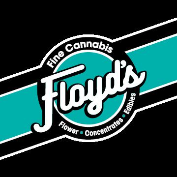 Logo for Floyd's Fine Cannabis on 28th