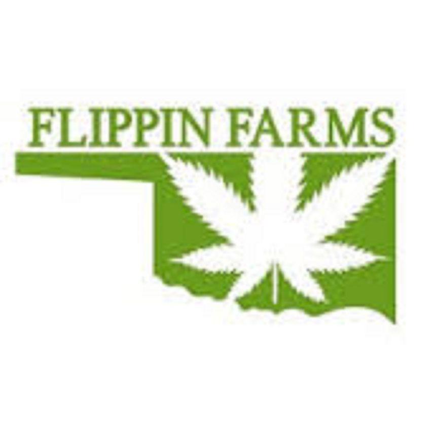 Logo for Flippin Farms of Bartlesville